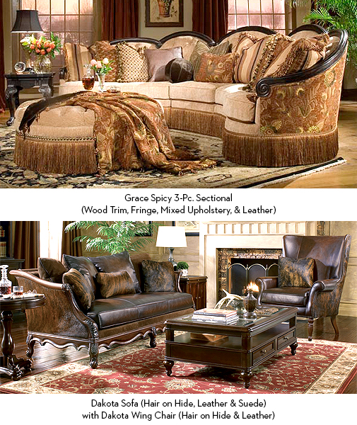 All Mixed Up About Upholstery? So are we! And we love i