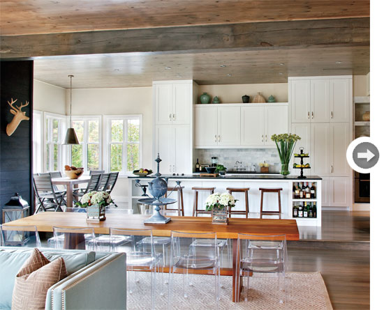 Interiors: Modern rustic home | Style at Ho