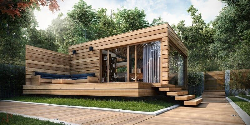 How to Build a Modern Summer House That You'll Love - Inspire .