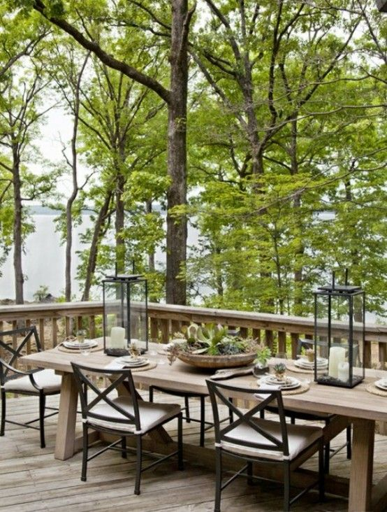 Outdoor dining spaces, Outdoor dining room, Outdoor roo