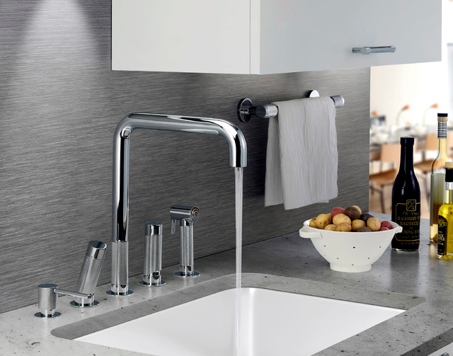 Sculptural faucets add style without sacrificing function | Las .