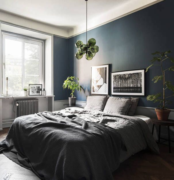 Dark and moody home - COCO LAPINE DESIGN | Bedroom design, Home .