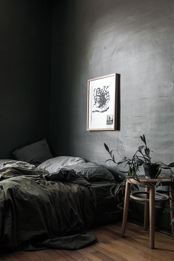 26 Sexy Moody Bedroom Designs That Catch An Eye - DigsDi