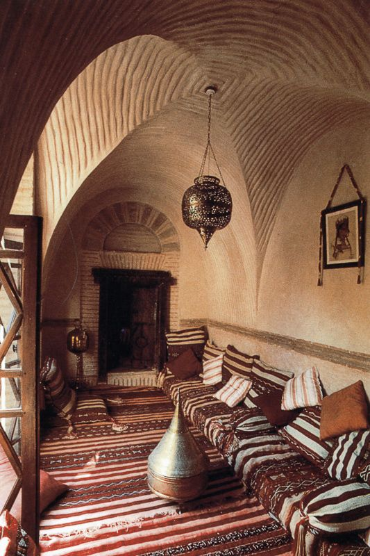 anotherboheminan: (via The Moroccan Interior Design Style and .