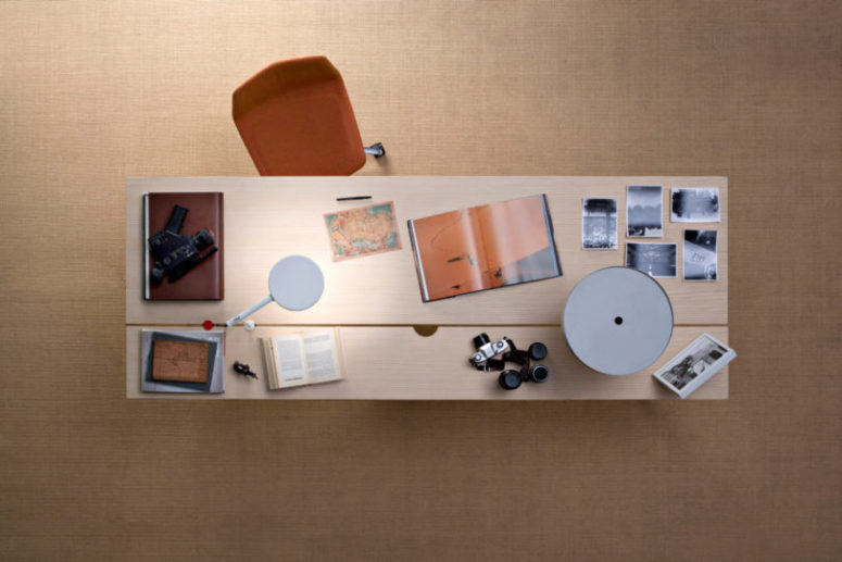 Customizable And Multifunctional Offset Table - DigsDi