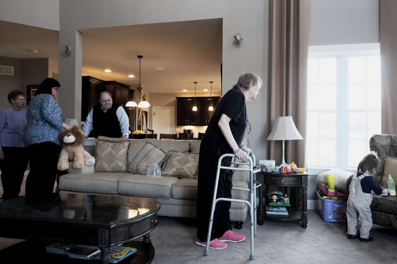 Multigenerational homes are back in style, with more breathing .