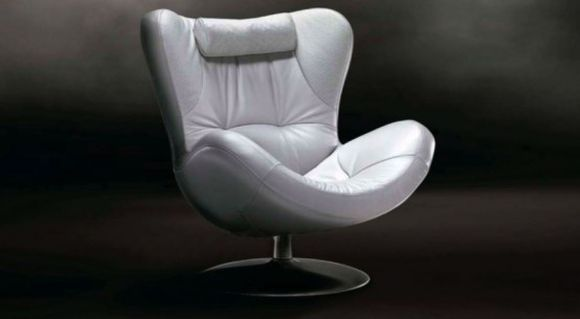 Natuzzi Sound Chair for Aesthetic Audiophil