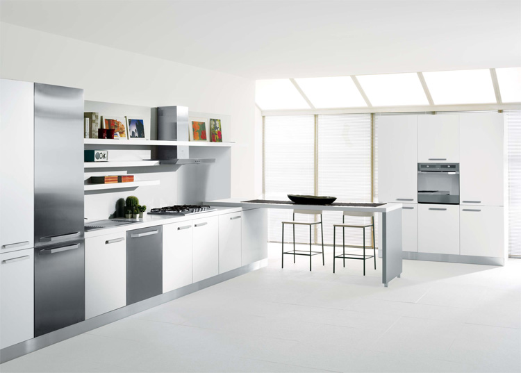 New Line of Built-In Kitchen Appliances - Prime from Indesit .