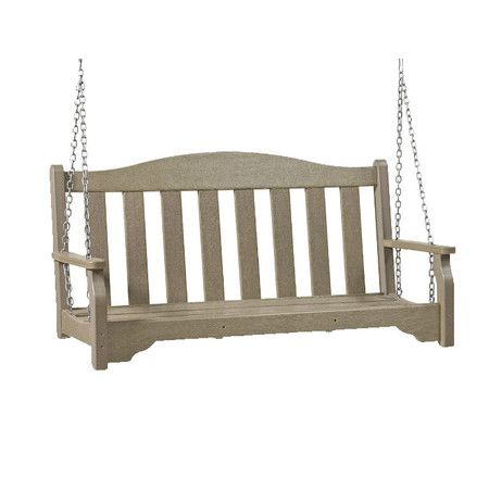 Bancroft Porch Swing: Inspired by Nicholas Spark's The Notebook .