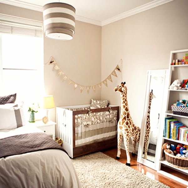 Best Nursery Nook Ideas – Creating Space for Baby in a Master Bedro