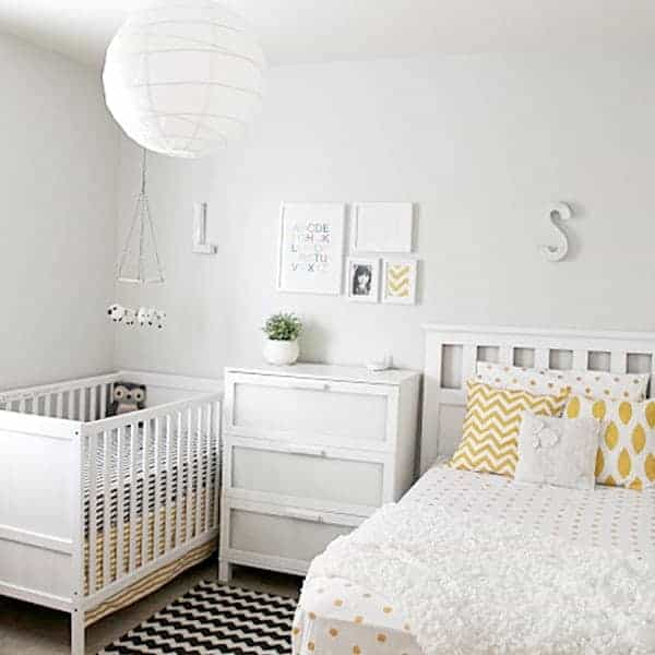 Best Nursery Nook Ideas - Creating Space for Baby in a Master Bedro