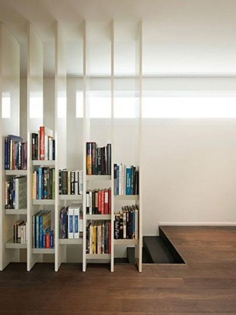 Organizing Your Space: 42 Unique Room Dividers | Home, Room .