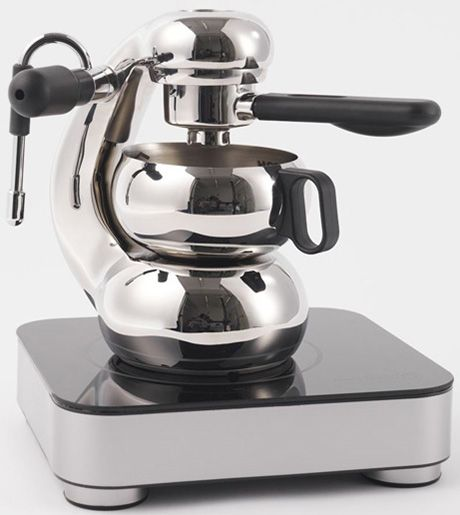 OTTO coffee maker and its induction cooktop | Coffee maker, Coffee .