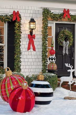 These Oversized Christmas Ornaments Are So Much Better Than Your .