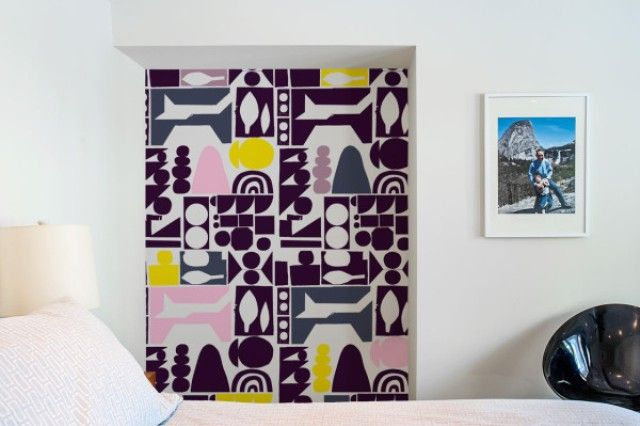 Oversized Graphic Wall Panels To Make A Statement   Wall panel .