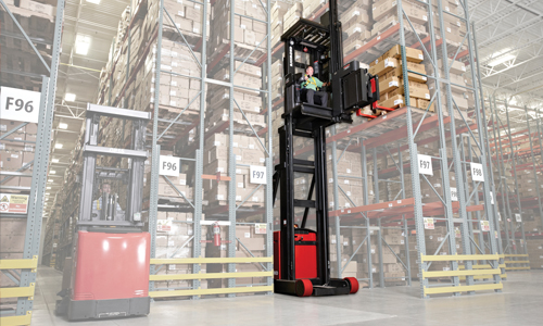 What Pallet Rack Aisle Dimensions Do I Need for My Forklif