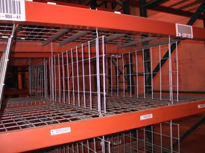 Hanging Dividers   Pallet Rack Dividers   Warehouse Rack and She
