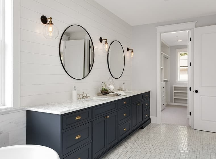 10 Beautiful Bathroom Paint Colors for Your Next Renovation   WOW .