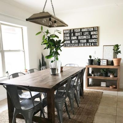 FARMHOUSE FLASH SALE Archives - Painted Fox Home   Rustic dining .