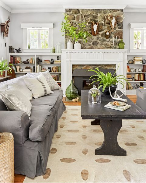 40 Cozy Living Rooms - Cozy Living Room Furniture and Decor Ide