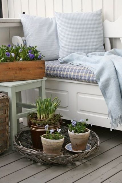 27 Peaceful Yet Lively Scandinavian Spring Décor Ideas - DigsDigs .