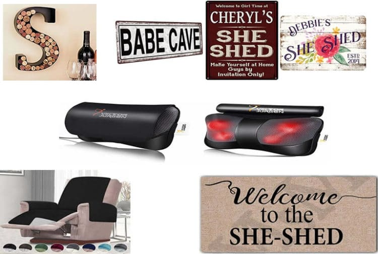 11 Incredible She Shed Gift Ideas – Man Cave Know H