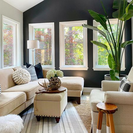 16 Living Rooms With Accent Wal