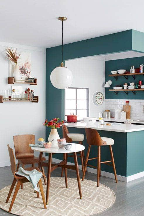 Painted Furniture Ideas | Do's and Don'ts of Accent Walls .