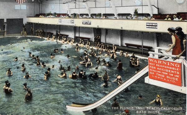Swimming Pools at the Beach? When L.A. Took the Plunge   KC