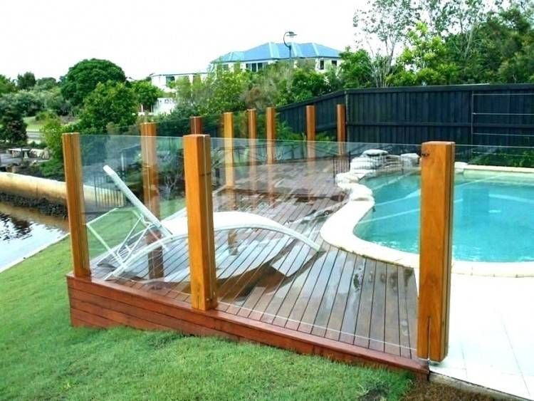 Swimming Pool Fencing Designs (With images)   Backyard pool, Pool .