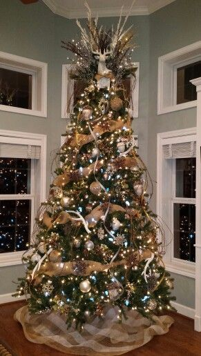 30 Gorgeous Christmas Tree Decorating Ideas You Should Try This .