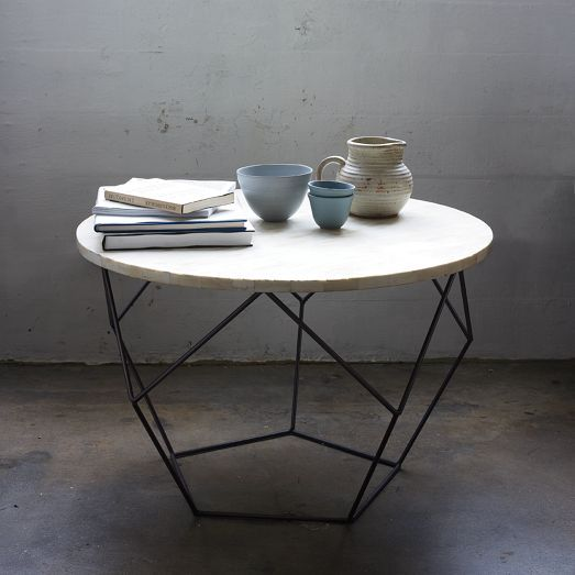 Origami Coffee Table in 2020 | Coffee table, Furniture, West elm .