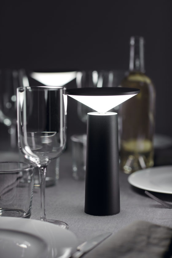 Cocktail Portable Light For Illuminating Your Tablescape - DigsDi