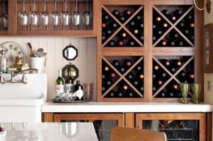 31 Cool And Practical Home Wine Storage Ideas - DigsDi
