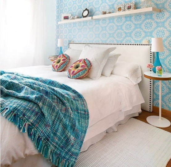 8 Practical Tips To Visually Expand A Small Bedroom - DigsDi