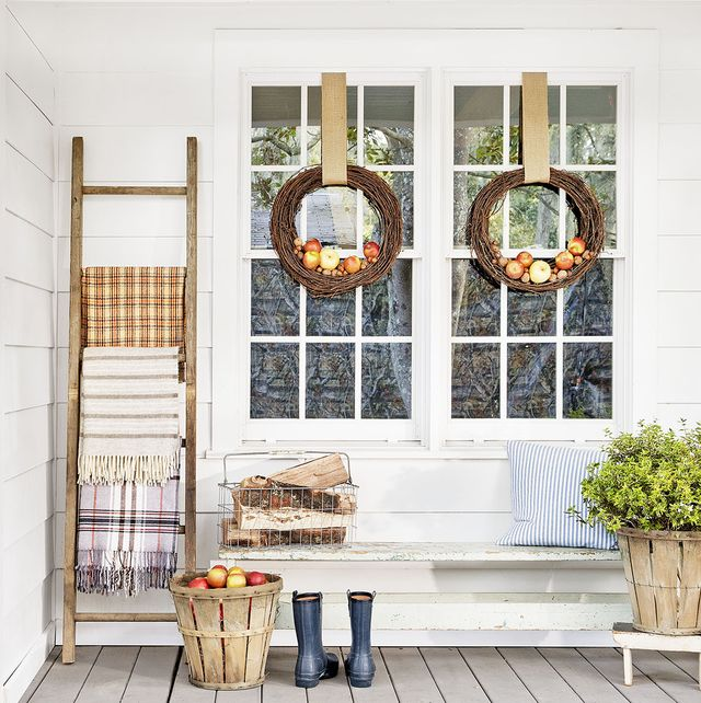 35 Best Fall Home Decorating Ideas 2020 - Autumn Decorations for .
