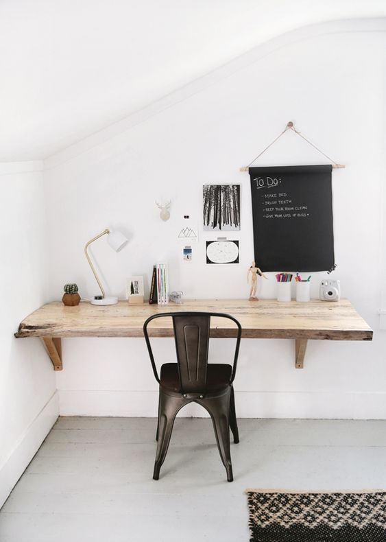 25 Ways To Refresh Your Home Office On A Budget | Идеи икеа, Идеи .