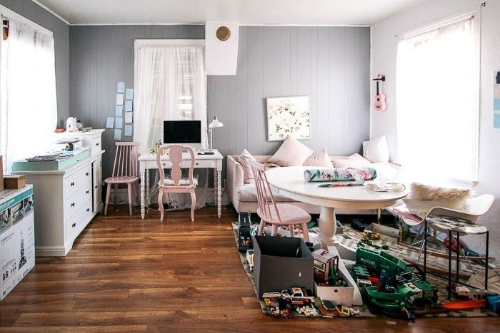 Office Refresh on a Budget | Home office design, Home decor, Ro