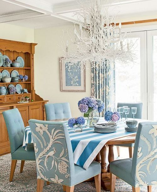 26 Relaxing Coastal Dining Rooms And Zones   Cottage dining rooms .