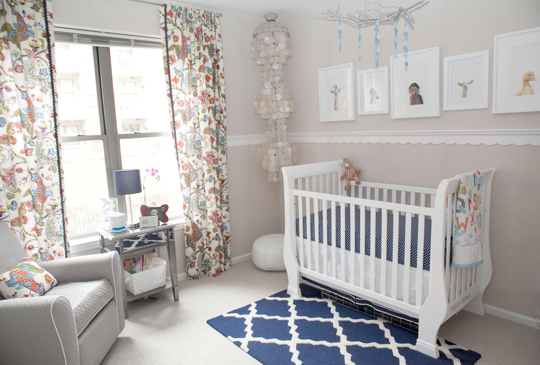 Shopping Tips For Creating A Lovely Baby Nursery On A Budg