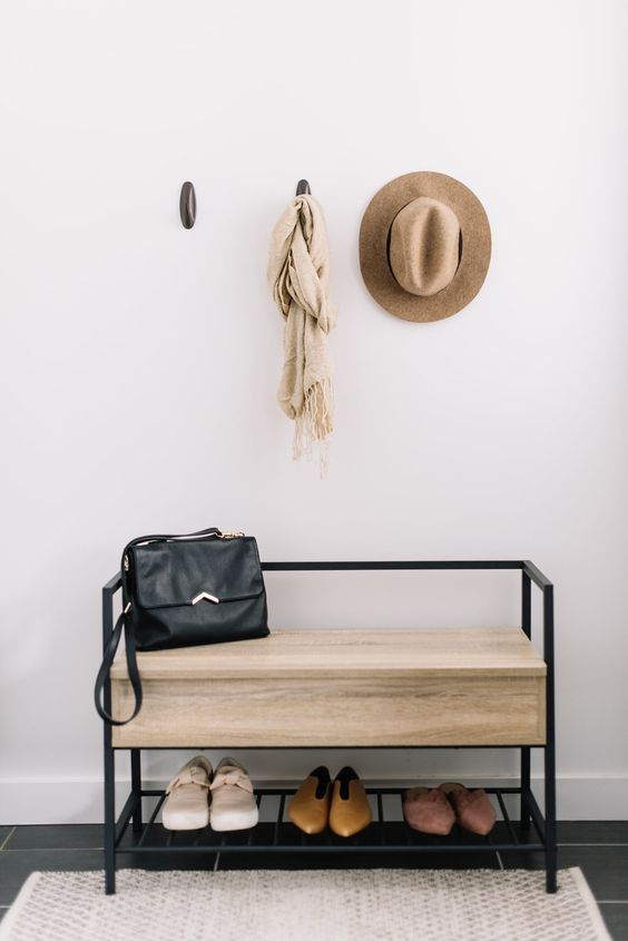 25 Cool Ideas To Renovate Your Entryway On A Budget | Modern .