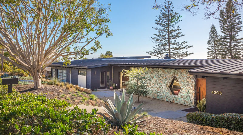 This Renovated Mid-Century Modern Home In California Has Been .