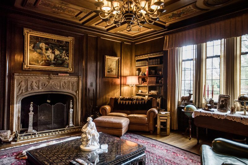 Inside the Restoration of the Charles T. Fisher Mansion | Mansion .