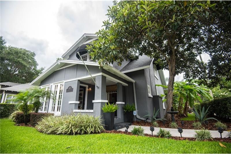 House of the Day: Beautifully restored 1920's home in College Park .