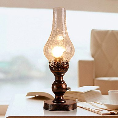 40W Retro Table Light Oil Light With Matting Shade Great Chance .