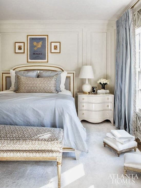 29 Romantic And Beautiful Provence Bedroom Décor Ideas | Home .