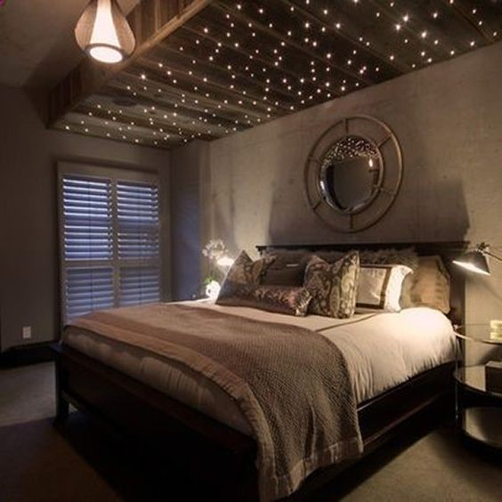50 of the Best Romantic Lighting Ideas for the Bedroom - The Sleep .