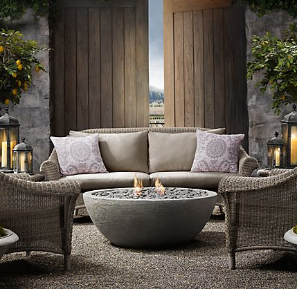 outdoor fireplace designs Archives - DigsDi