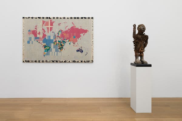New York Galleries: What to See Right Now - The New York Tim