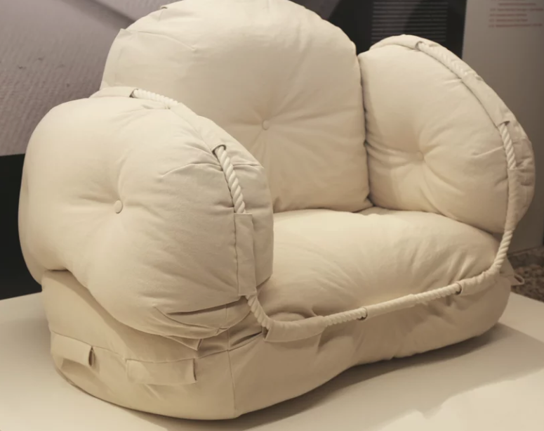 Soft ABCD Seats That Remind Of Clouds - DigsDi